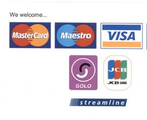 アンティークコレクションと輸入雑貨。個人輸入でのクレジットカード支払いについて。