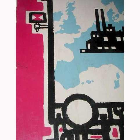 アンティークコレクション、フランスのビンテージポスター特集。